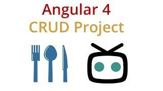 Angular 4 - CRUD Example App