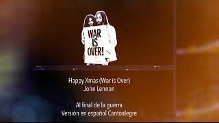 Al final de la guerra - Cantoalegre