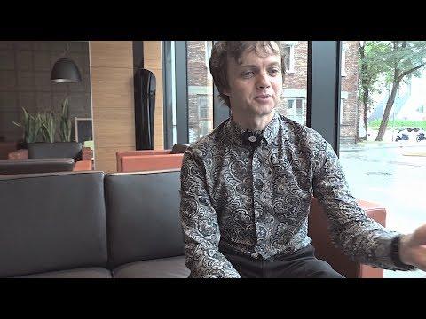 История музыканта в Кракове. Интервью от августа 2017 года. онлайн видео