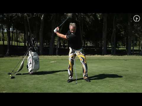 """Throw the Club"" Drill to Feel Correct Extension"