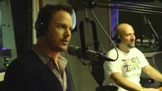 Guardian's Chris Pratt Rap's Eminem's Forgot About Dre w  DJ Whoo Kid