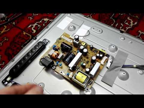 Доработка блока питаня EAX64905001 от телевизора LG. Делаем ограничение тока подсветки.
