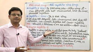 Antiviral Drug (Part-07)= Anti-Hepatitis -B Virus Drug (ADEFOVIR) With FREE Online Test Link (HINDI)