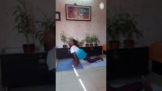 suryanamaskar with music