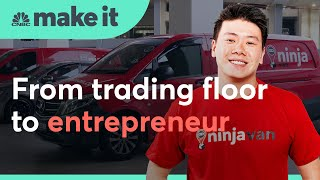 He quit banking to build Southeast Asia's next big thing | Make It International