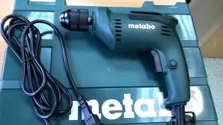Дрель Metabo BE 10 от компании ПКФ «Электромотор» - видео