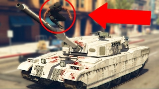 THE ULTIMATE WAY TO TAKE DOWN A TANK...KINDA! | GTA 5 Online