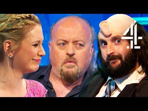 Rachel Riley's AWKWARD Crush on Bill Bailey | Best of Rachel & Joe | 8 Out of 10 Cats Does Countdown