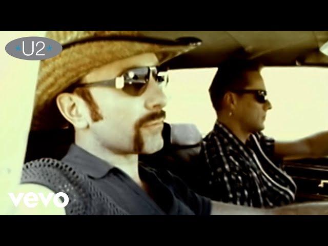 Last Night On Earth - U2