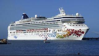 Norwegian Gem cruise ship inside views