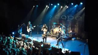 Dope - Die MF Die Reunion 2015 tour