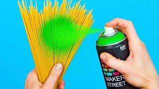 30 MUST-TRY FOOD HACKS AND CRAFTS - Video Youtube