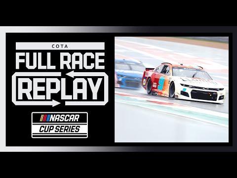 NASCAR カップシリーズレース at COTA(サーキット・ジ・アメリカ)のレースをフルで見ることができる無料動画