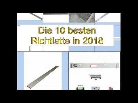 Die 10 besten Richtlatte in 2018