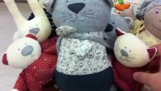 Купить куклы и игрушки ручной работы от Катя Вороная
