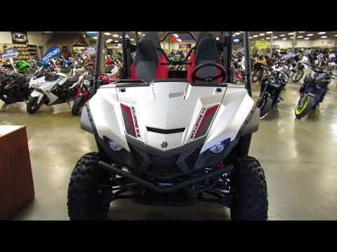 2018 Yamaha Wolverine X4 SE in Romney, West Virginia