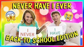 NEVER HAVE I EVER | SCHOOL EDITION | We Are The Davises