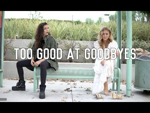 Too Good at Goodbyes (Sam Smith Cover) [Feat. Cassie Scerbo]
