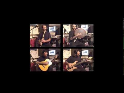 World music ney flute, MUJAB - Muhamad Jabali - ,  - Moan تنهيدة نهاوند على الناي من محمد جب