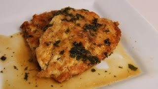 Chicken Francaise Recipe - Laura Vitale - Laura In The Kitchen Episode 329