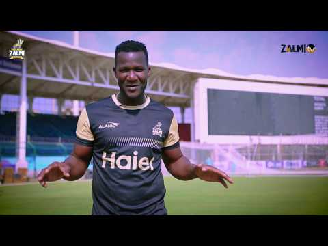 Daren Sammy Loves Pakistan | Q&A with Sammy