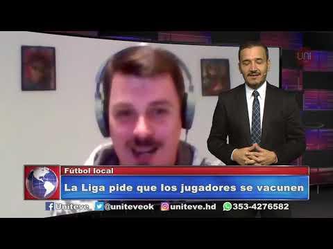 Liga Villamariense de Fútbol le pide a los jugadores que se vacunen