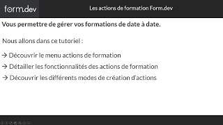 Les actions de formation (V3 Juil 20)