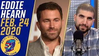 Eddie Hearn: Anthony Joshua vs. Tyson Fury could be possible | Ariel Helwani's MMA Show