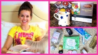Get Ready With Me! ♥ My Bedtime Routine