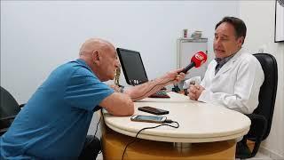 ENTREVISTA DE RICARDO SPINOSA COM O UROLOGISTA DR. HORACIO ALVARENGA
