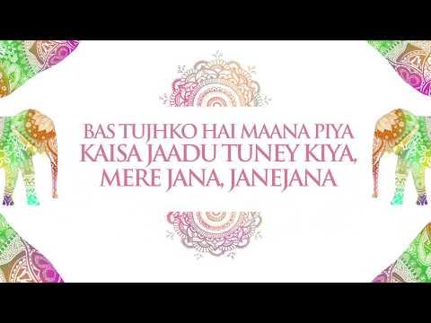 Elefante - El Tiger ft. Neha Khankriyal (Lyric Video)