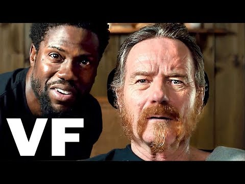 THE UPSIDE Bande Annonce VF (2019) Remake INTOUCHABLES