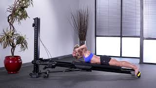 Back Extension with Rotation