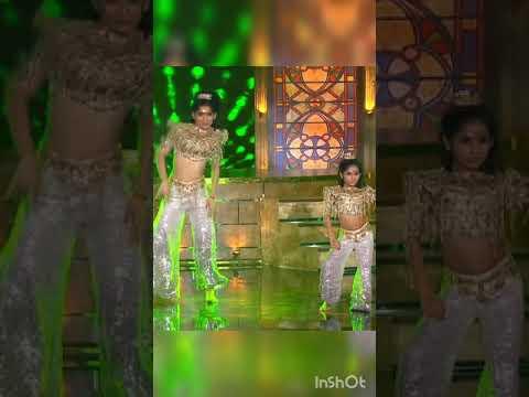 Sanchit and Anshika ने दिया Power-Packed Performance | Super Dancer 4 | सुपर डांसर 4 #Youtubeshorts