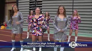 Hopkinton High School Halloween Costume Contest