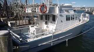 46 Aluminium Fishing Boat