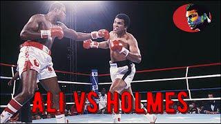 Muhammad Ali vs Larry Holmes #Legendary Night# HD