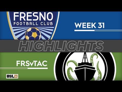 Fresno - Tacoma Defiance 1:4. Видеообзор матча 06.10.2019. Видео голов и опасных моментов игры