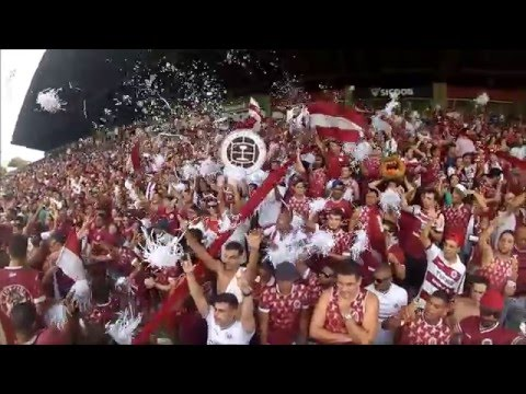 """GRENAMOR - Guerreiros (Entrada do time contra o asilo)"" Barra: Grenamor • Club: Desportiva Ferroviária"