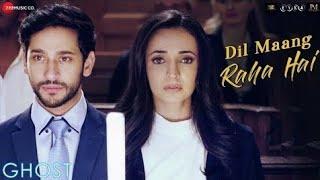 Dil Mang Raha Hai Video : Ghost | Yasser Desai | Sanaya Irani & Shivam Bhaargava |