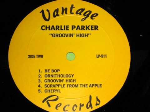 CHARLIE PARKER-Be Bop