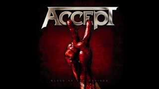 Accept - Kill the pain - Subtitulada en español
