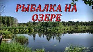 Рыбалка на язевом озере