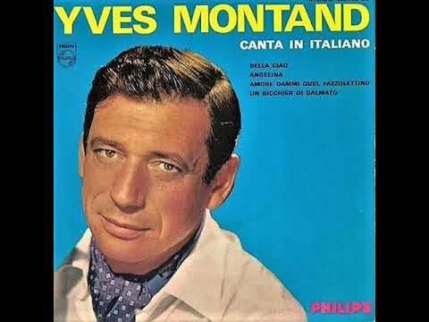Yves Montand -  Bella ciao