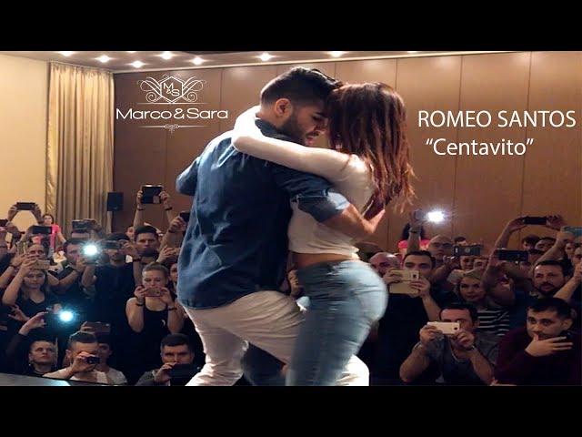Marco & Sara - Romeo Santos - Centavito