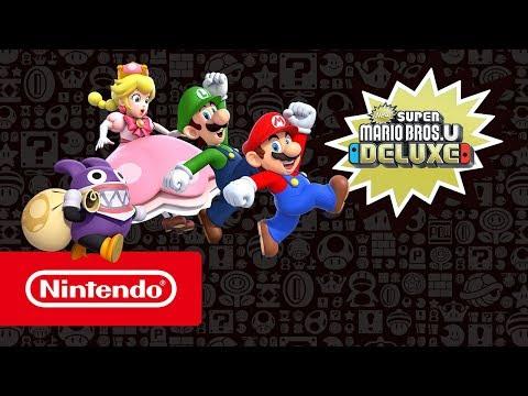 NINTENDONew Super Mario Bros. U Deluxe