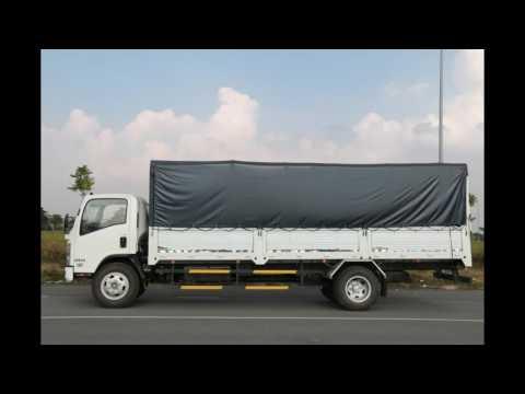 Isuzu 8,2 tấn thùng dài 6m2