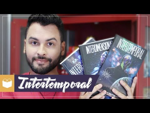 INTERTEMPORAL | F.P. Trotta | Admirável Leitor