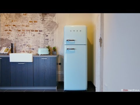 Kühlschrank Retro Look : Vintage industries kompakt retro kühlschrank kingston in
