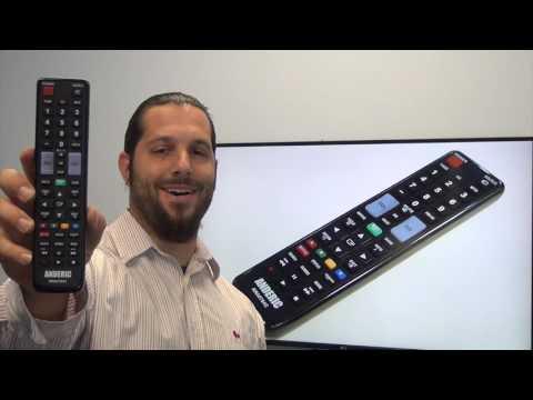 ANDERIC RR00784C SAMSUNG TV Remote Control